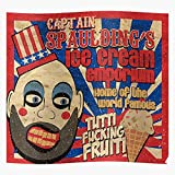 kineticards 1000 Cartoon Rejects Ice Cream of Baby House Movie Ottis Corpses Devils Captain Spaulding | Home Decor Wall Art Print Poster