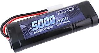 5000NiMH 7.2V Battery with Tamiya Connector