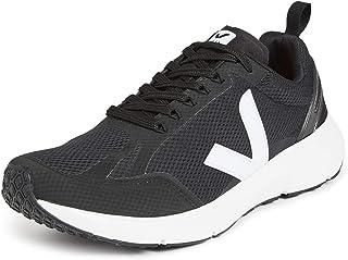 Sneaker Veja Condor 2 in Tessuto Alveomesh Nero e Bianco