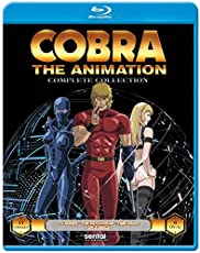 Image of COBRA THE ANIMATION. Brand catalog list of .