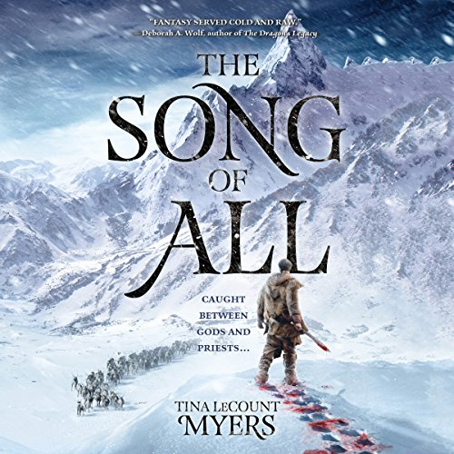 The Song of All audiobook cover art
