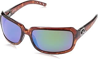Isabela C-Mate Tortoise Rectangular Sunglasses