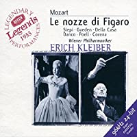 Mozart: Le Nozze Di Figaro by POELL / DELLA CASA / VIENNA PHIL ORCH / KLEIBER (1999-08-10)
