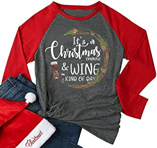 holiday wine shirts