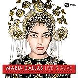 Maria Callas: Live & Alive. The Ultimate Live Collection Remastered [Vinilo]