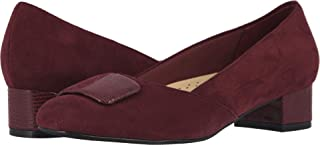 Trotters Womens T1852-601 Delse Red Size: