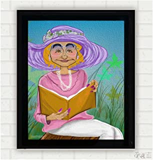 Personalized Caricatures Custom Caricature Cartoon Portrait Digital Caricature Personalized Grandma Cartoon Art Custom Cartoon Family Art