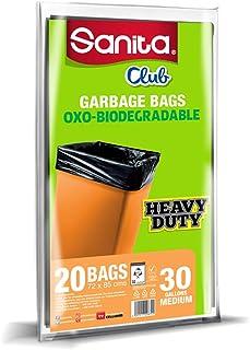 Sanita Club 30 Gallons, 20 Bags