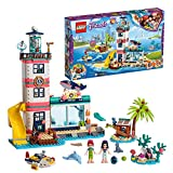 LEGO 41380 Friends Lighthouse Rescue Center 4-Floors Vet Clinic Set with Mia and Emma