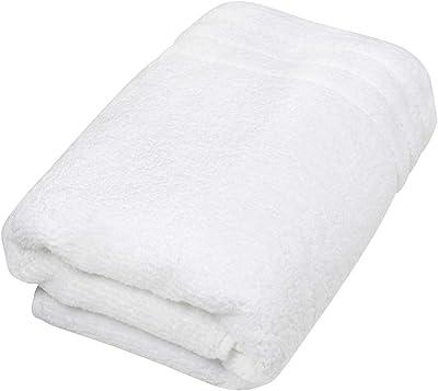Micro Cotton マイクロコットン ミニバスタオル (ホワイト)