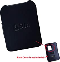Ubrokeifixit Compatible Nano SIM Card Cover Replacement for Samsung Galaxy Gear S SM-R750(Back Cover is not Included) (Black)