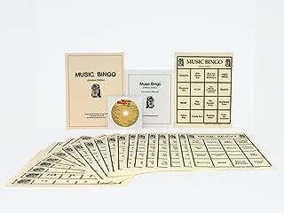 Best music bingo for seniors Reviews