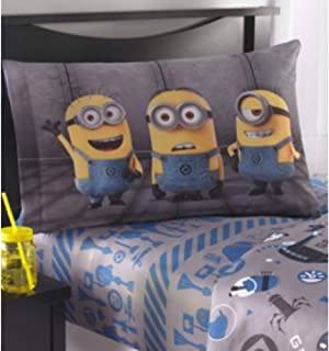 Minions Kids Despicable ME Twin Bed Sheet Set