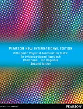 Orthopedic Physical Examination Tests: Pearson New International Edition: An Evidence-Based Approach (English Edition)