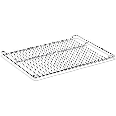 DREHFLEX Grill076 Grille de cuisson, pour divers fours/cuisinières de Bosch/Siemens/Neff, compatible avec les pièces n° 00574876/574876, dimensions: 465 x 375mm