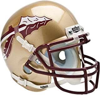 Schutt NCAA Florida State Seminoles Mini Authentic XP Football Helmet