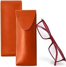 fishhook amo da pesca Catena per occhiali Occhiali da vista retro in acrilico Occhiali da sole Occhiali da lettura Cinturino Custode Cordino Collana per donna Uomo arancione