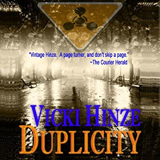 Duplicity audiobook cover art