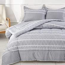 Joyreap 3pcs Microfiber Comforter Set Twin(1 Quilt + 2 Pillow Shams)