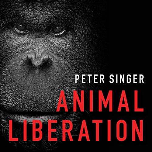 Animal Liberation audiobook cover art