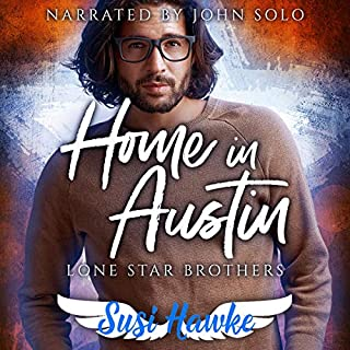 Home in Austin audiobook cover art