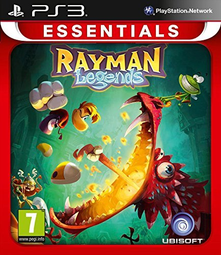 Rayman Legends Essentials (Playstation 3) [ ]