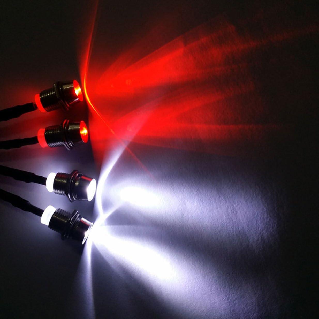 ShareGoo 4LED Light Headlights Compati Accessories Kit cheap Taillight Recommendation