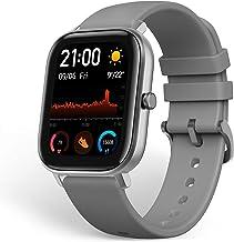 Amazfit GTS Reloj Smartwactch Deportivo   14 días Batería   GPS+Glonass   Sensor Seguimiento Biológico BioTracker™ PPG   Frecuencia Cardíaca   Natación   Bluetooth 5.0 (iOS & Android) Gris