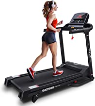 OMA Treadmills for Home, Max 2.25 HP Folding Incline Treadmills for Running and Walking Jogging Exercise with 36 Preset Pr...