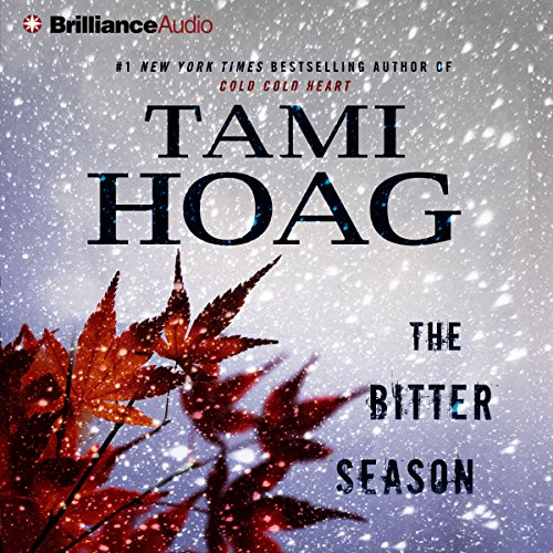 The Bitter Season audiobook cover art