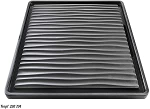 BLANCO Inlegbare afdruipvlak (230734), zwart