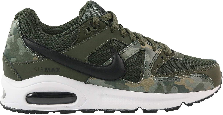 Nike Mans Air Max Command Gymnastik skor, bspringaa (Sequoia (Sequoia (Sequoia  svart  vit 300), 6 Storbritannien  butik försäljning försäljningsstället