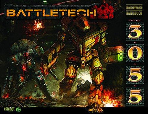Hardware-Handbuch 3055: Quellenbuch BattleTech (Battletech: Miniaturenspiel)