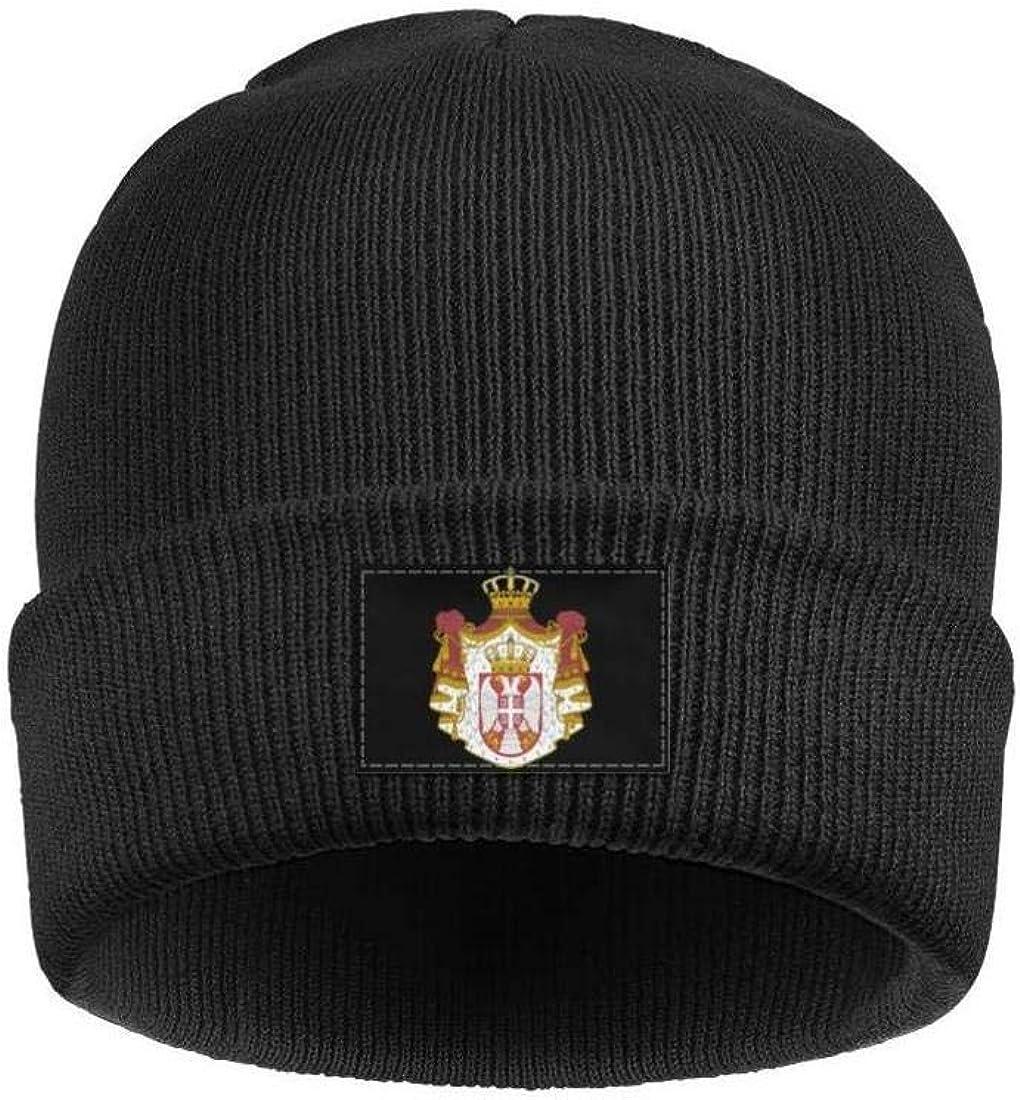 Beanie Hats for Men Women Russia-Flag-Russian-Emblem-Pride Acrylic Woolen Caps