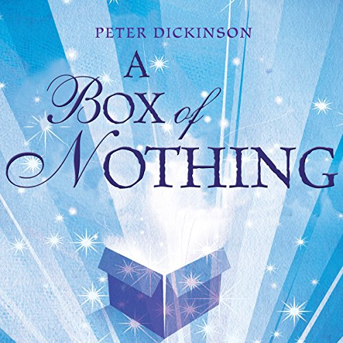 A Box of Nothing audiobook cover art