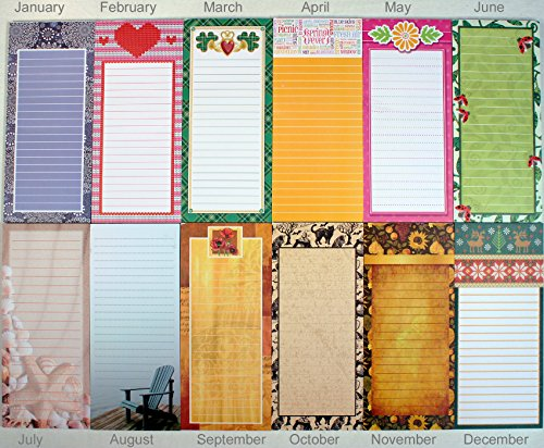 Creative Hobbies Magnetic Memo Note Pads