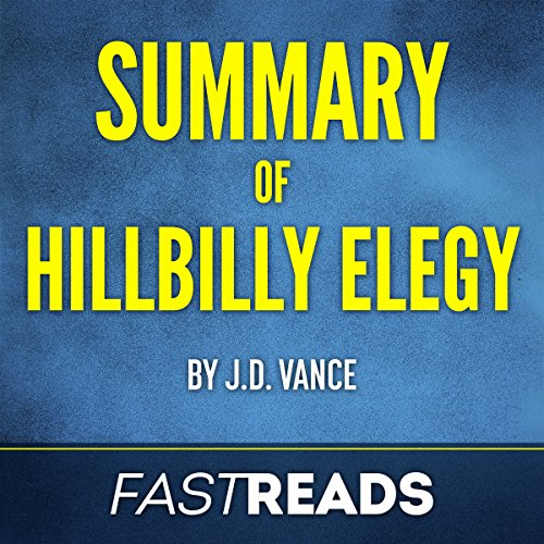 Summary of Hillbilly Elegy audiobook cover art