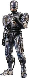 Hiya Toys Robocop (1987): Battle Damaged Robocop 1:18 Scale Action Figure, Multicolor
