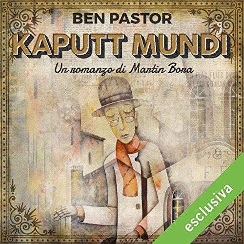 Kaputt Mundi audiobook cover art