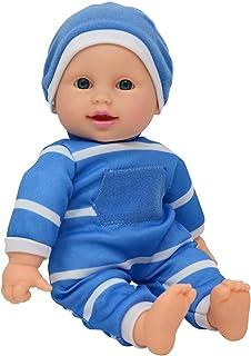 "11 inch Soft Body Doll in Gift Box – 11"" Baby Doll (Boy)"