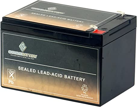 Ersatzbatterie für PEG PEREGO JOHN DEERE GATOR HPX Elektrotraktor 12Volt 12Ah