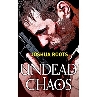 Undead Chaos audiobook cover art