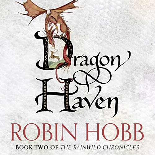 Dragon Haven audiobook cover art