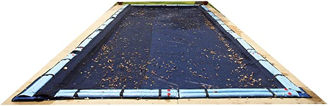 Blue Wave 20-ft x 40-ft Rectangular Leaf Net In Ground Pool Cover (Renewed)