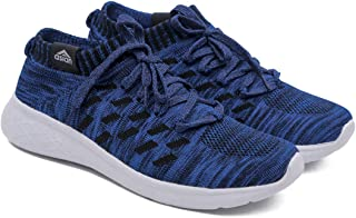 ASIAN Airsocks-04 Men's Sneakers,Ultra-Lightweight, Breathable, Walking, Running, Casual Athleisure Knitted Sock Shoes