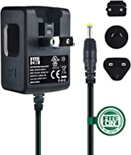 FITE ON 5V AC Adapter Compatible with Kodak M853 M1033 V1003 M863 M340 M763 M873 V550 DX7590 M340 M341 V803 DX7440 Z730 Z760 Camera UL Listed Charger with EU,AU&UK Plugs