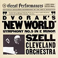 Dvor?k: Symphony No. 9 in E minor, Op. 95 From the New World by George Szell (1990-10-25)