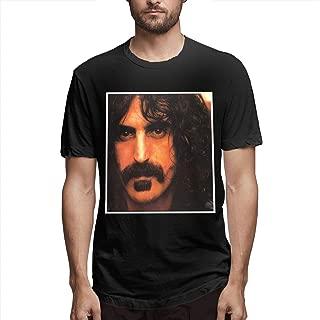 Men Print Frank Zappa Men's Apostrophe Short Sleeve T-Shirts