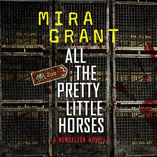 All the Pretty Little Horses audiobook cover art