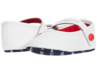 Tommy Hilfiger Kids Mareey Layette (Infant/Toddler) (White Smooth) Kid
